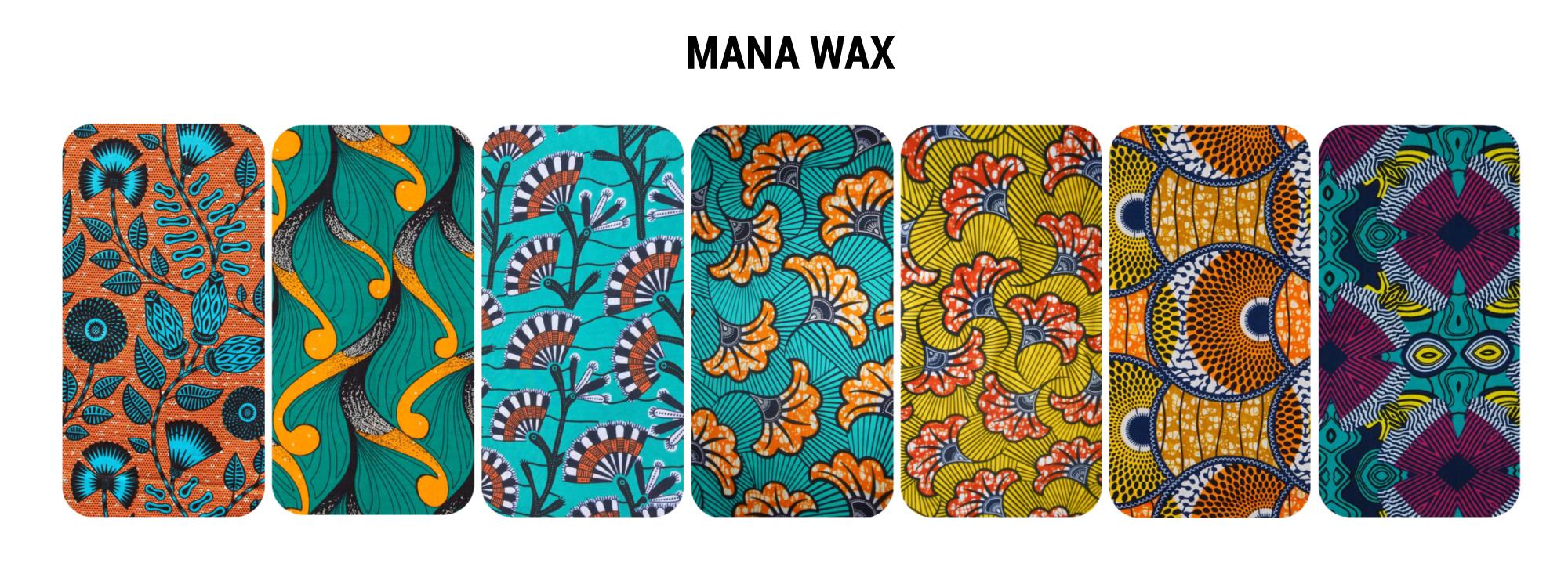 MANA edition wax